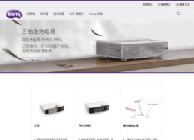 Benq.com.cn thumbnail