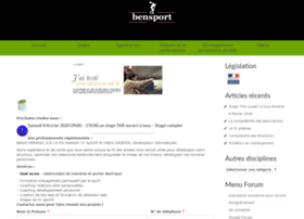 Bensport.fr thumbnail