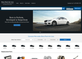 Benz Parts For Less   Your Source For Genuine OEM Mercedes Benz
