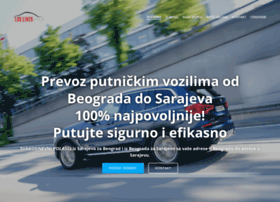 Beograd-sarajevo.rs thumbnail