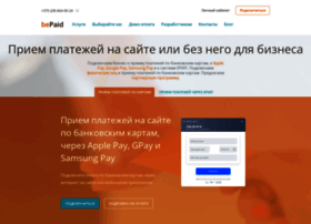 Bepaid.by thumbnail