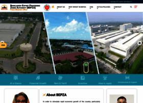 Bepza.gov.bd thumbnail