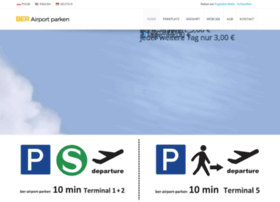 Ber-airport-parken.de thumbnail