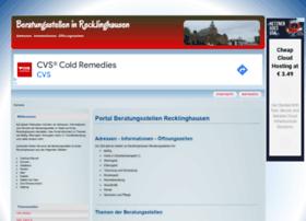 Beratungsstellen-recklinghausen.de thumbnail