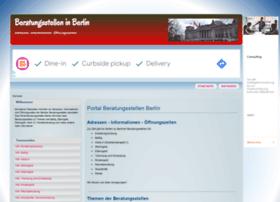 Beratungsstellen.berlin thumbnail