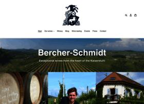 Bercher-schmidt.de thumbnail