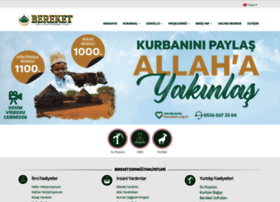 Bereket.org.tr thumbnail