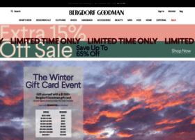 Bergdorfgoodman.com thumbnail