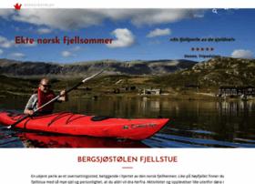 Bergsjostolen.no thumbnail
