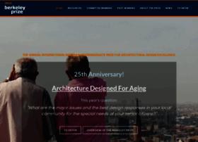 Berkeleyprize.org thumbnail