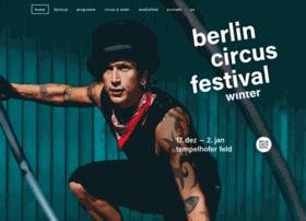 Berlin-circus-festival.de thumbnail
