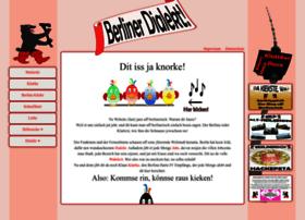 Berliner-dialekt.de thumbnail