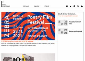 Berliner-filmfestivals.de thumbnail