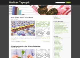 Berliner-tagesgeld.de thumbnail