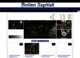 Berlinertageblatt.de thumbnail