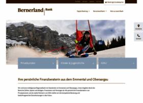 Bernerlandbank.ch thumbnail