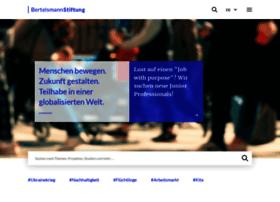 Bertelsmann-stiftung.de thumbnail