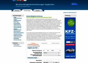 Berufsunfaehigkeitsversicherung-berlin.de thumbnail