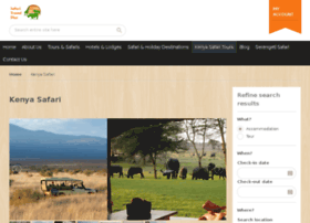 Best-kenya-safaris.com thumbnail