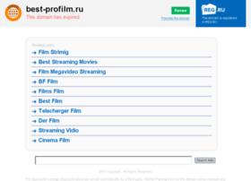 Best-profilm.ru thumbnail