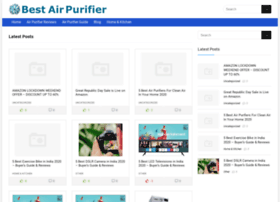 Bestairpurifierhome.in thumbnail