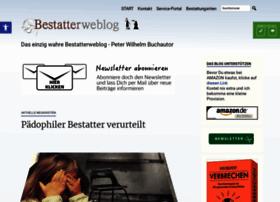 Bestatterweblog.de thumbnail