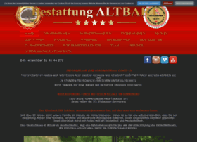 Bestattung-altbart.at thumbnail