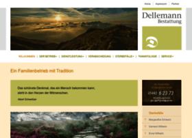 Bestattung-dellemann.at thumbnail