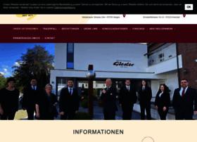 Bestattungshaus-giesler.de thumbnail