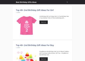 Bestbirthdaygiftsideas.com thumbnail