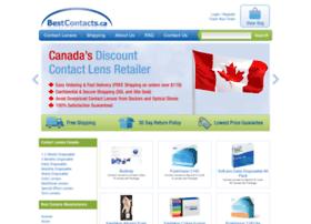 Bestcontacts.ca thumbnail