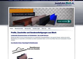Bestell-dein-blech.ch thumbnail
