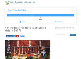 Bestfarmersmarkets.org thumbnail