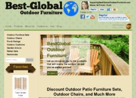 Bestglobaloutdoorfurniture.com thumbnail