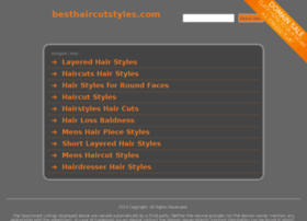 Besthaircutstyles.com thumbnail