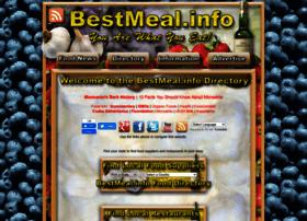 Bestmeal.info thumbnail
