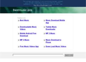Bestmusic.pro thumbnail