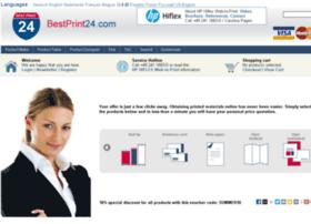 Bestprint24.com thumbnail