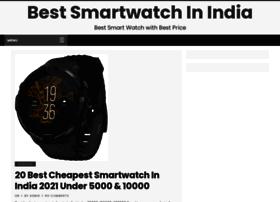 Bestsmartwatchindia.in thumbnail