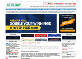 Bet-of-the-day.net thumbnail