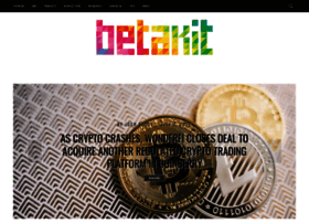 Betakit.com thumbnail