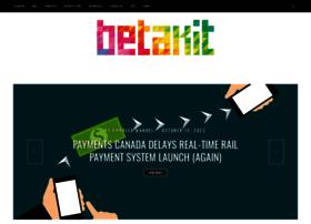 Betakit.fund thumbnail