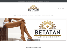 Betatan.co.za thumbnail