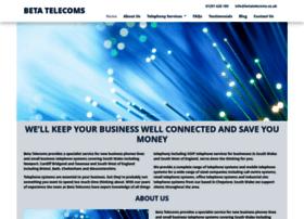 Betatelecoms.co.uk thumbnail