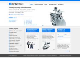 Betatron.si thumbnail