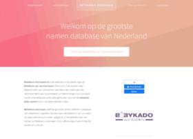 Betekenis-voornaam.nl thumbnail