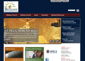 Bethanykenosha.org thumbnail