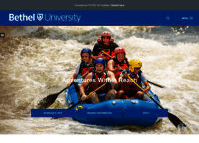 Betheluniversity.edu thumbnail