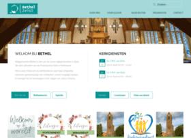 Bethelzeist.nl thumbnail