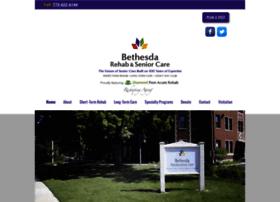Bethesdaseniorcare.org thumbnail